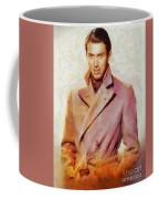 James Stewart, Vintage Hollywood Legend Coffee Mug