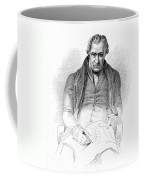 James Watt, Scottish Inventor Coffee Mug