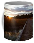 Jamestown Forest Loop Sunset Coffee Mug
