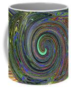 Janca Abstract Panel #5473w4 Coffee Mug