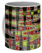 Jancart #0010-8 Abstract Coffee Mug