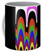 Jancart Drawing Abstract #8455pc Coffee Mug