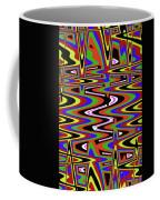 Jancart Drawing Abstract #8455ws Coffee Mug