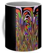 Jancart Drawing Abstract #8455wspc Coffee Mug