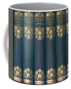 Jane Austain Books Coffee Mug