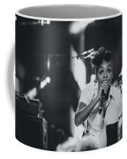 Janelle Monae Playing Live Coffee Mug