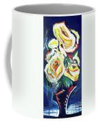 Janes Roses II Coffee Mug by John Jr Gholson