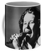 Janis Joplin (1943-1970) Coffee Mug by Granger
