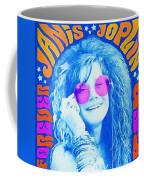 Janis Stamp Painting Coffee Mug