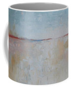 January Beach Coffee Mug