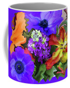 January Bouquet Coffee Mug
