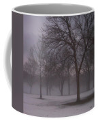 January Fog 4 Coffee Mug