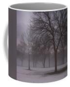 January Fog 4 Coffee Mug