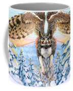January Gryphon Coffee Mug