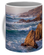 January In Big Sur Coffee Mug
