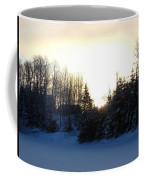 January Winter Morninng Coffee Mug
