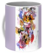 Japanese Mother And Child Coffee Mug