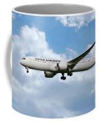Japan Airlines Boeing 787 Dreamliner Coffee Mug