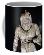 Japan: Buddhist Statue Coffee Mug