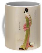 Japan: Geisha, C1794 Coffee Mug