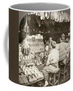 Japan: Shoe Store, C1910 Coffee Mug