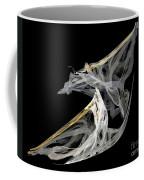 Japanese Aikido Warriors Coffee Mug by Ed Churchill