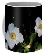 Japanese Anemone Flower Coffee Mug