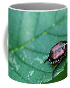 Japanese Beetle Coffee Mug