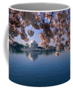 Japanese Cherry Blossoms Prunus Coffee Mug by Medford Taylor