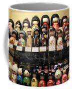 Japanese Dolls Coffee Mug