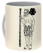Japanese Folklore: Oni Coffee Mug
