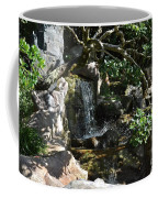 Japanese Garden And Koi Pond Coffee Mug