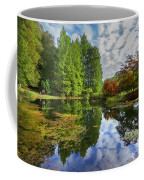 Japanese Garden Pond I Coffee Mug