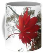 Japanese Maple Leaf 2 Coffee Mug