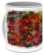 Japanese Maple Under The Willow Coffee Mug