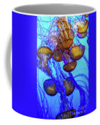 Japanese Sea Nettles Coffee Mug