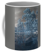 Japanese Tea Garden Infrared Center Coffee Mug
