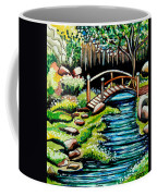Japanese Tea Gardens Coffee Mug