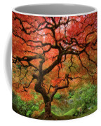 Japenese Garden, Portland Coffee Mug
