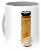 Jar Of Minced Garlic And Clove Coffee Mug