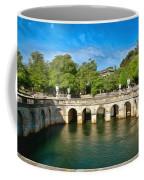 Jardins De La Fontaine Nimes Coffee Mug