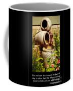 Jars Of Clay Coffee Mug