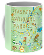 Jasper National Park Coffee Mug