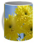 Yellow Trio Coffee Mug