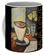 Java Love Poster Coffee Mug