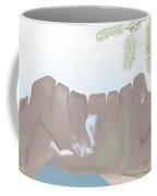 Jaw Mountain Coffee Mug