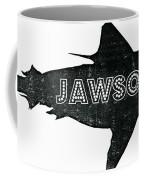 Jawsome Coffee Mug by Michelle Calkins