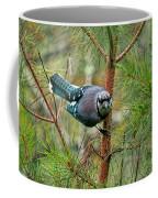 Jay Painterly Coffee Mug