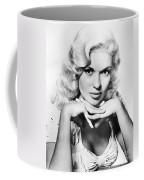 Jayne Mansfield  (1933-1967) Coffee Mug