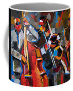 Jazz Angles Coffee Mug